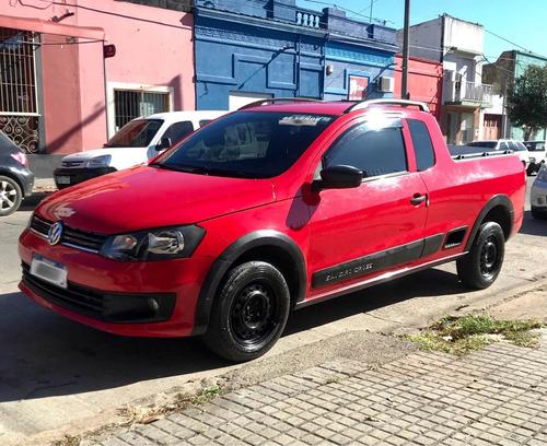 Volkswagen Saveiro 2014 1.6 Ce Pack Elect.+ Llantas Acero