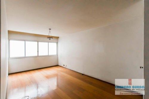 Apartamento Com 2 Dormitórios À Venda, 97 M² Por R$ 895.000,00 - Jardim Paulista - São Paulo/sp - Ap2678