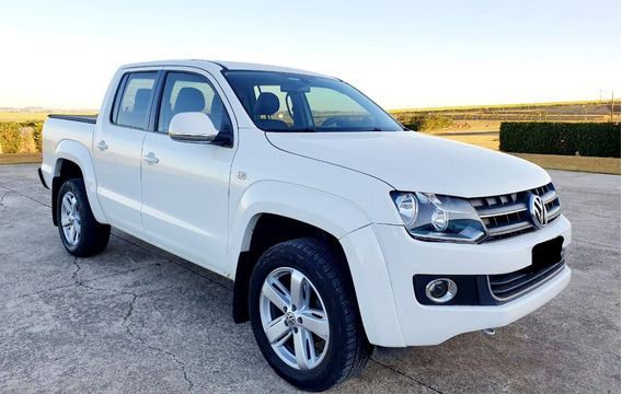 Amarok Highline 4x4 Cd Ùnica Dona
