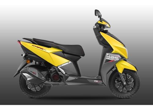 Tvs N Torq 125 2020 Bluetooth Scooter 0km 18 Cuotas!