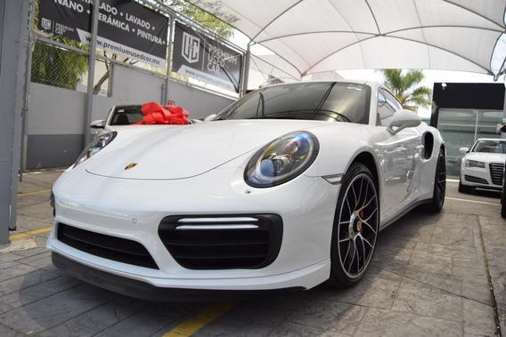 Porsche 911 Turbo 2018 / Tomo Auto