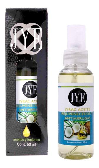 Aceite Coco,argan,colageno Cuidado Y Antiarrugas Jye