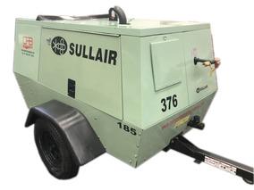 Compresor 185pcm Sullair John Deere Trabajando