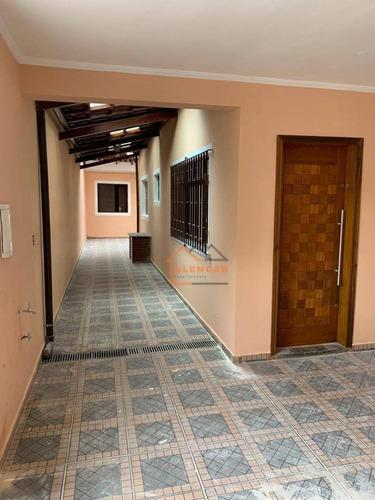 Sobrado À Venda, 130 M² Por R$ 434.000,00 - Itaquera - São Paulo/sp - So0418