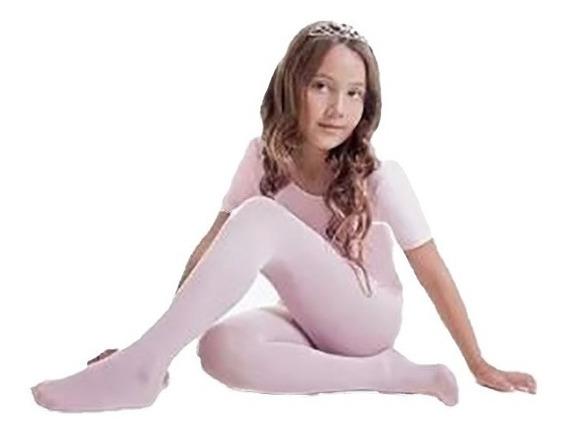 Medias De Danza Enteras Con Pie Panty Para Nenas Niñas