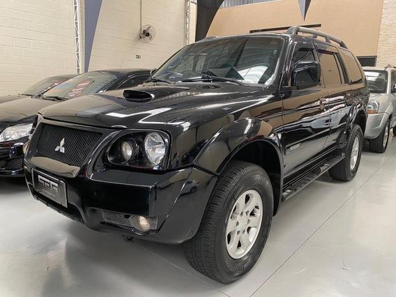 Pajero Sport Hpe 3.5 V6 Completo 2007