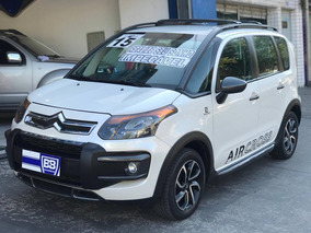 Citroën Aircross 1.6 Exclusive Flex 2015 Completissimo
