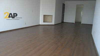 Apartamento Residencial Para Venda E Locação, Panamby, São Paulo. - Ap0528