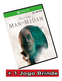 The Dark Pictures Anthology Man Of Medan Xbox One Mídia Digital+ Brinde