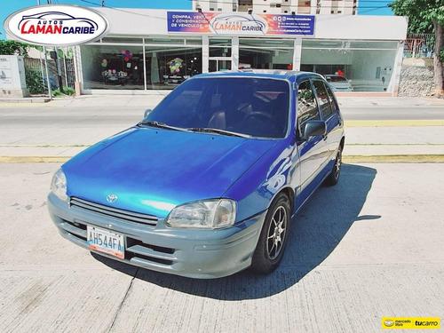 Toyota Starlet Automatico