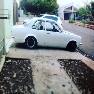 Chevette ,turbo , Drift, Arrancada , Four Link