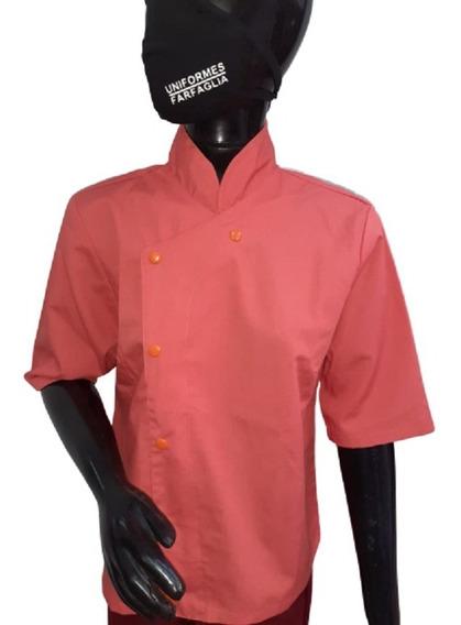 Chaqueta Dama Chef/cocina En Acrocel