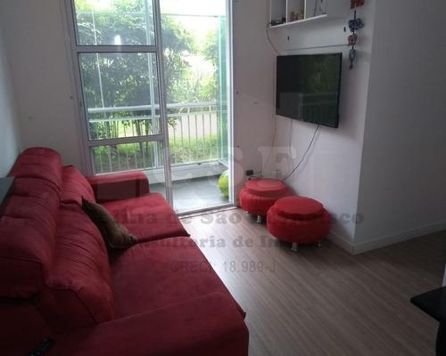 Apartamento De 50m² 2 Dormitórios Jaguaré - São Paulo - Ap14561 - 69021578