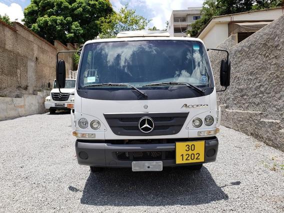 Mercedes-benz Mb 815 Comboio Lubrificante Completo Gascom