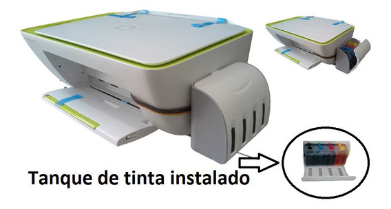 Impressora Hp Multifuncional Com Tanque De Tinta Bulk Ink