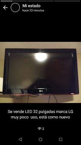 Led 32 Pulgadas Marca LG , Incluye Soporte De Pared