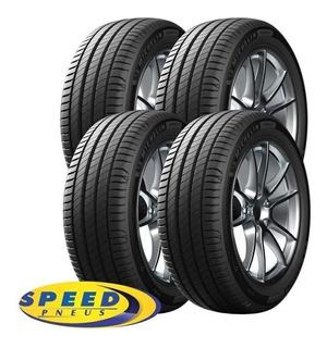 Kit Com 4 Pneus Michelin 205/55r16 91v Aro 16 Primacy 4