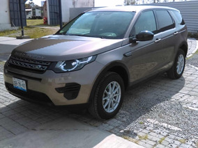 Land Rover Discovery Sport 2.0 Pure At 2016, Jlr Approved