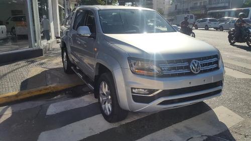 Volkswagen Amarok V6 Highline 0km Fisica Financio Tasa 0%
