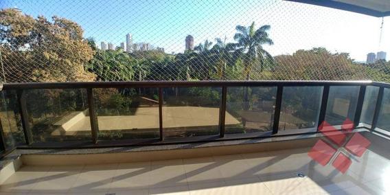 Apartamento Com 4 Suítes À Venda No Setor Oeste Em Goiânia/go. - Ap0258