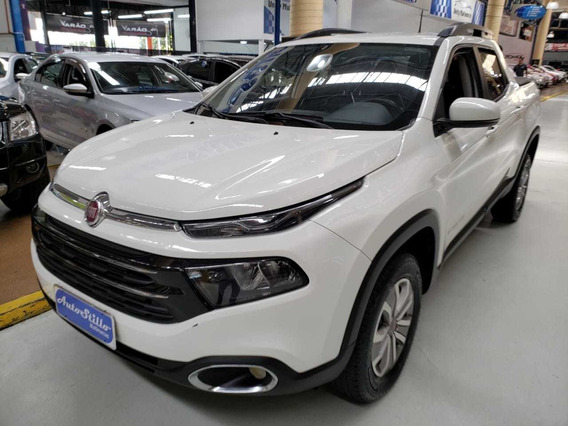 Fiat Toro 1.8 Freedom Open Edition Branca 2017 (automática)