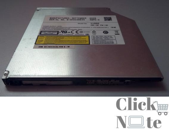 Gravador E Leitor Dvd E Cd Slim Sata Notebook Modelo Uj892