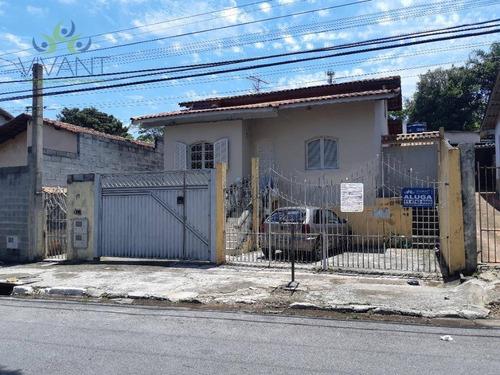 Casa Com 1 Dormitório Para Alugar, 60 M² Por R$ 700,00/mês - Sesc - Suzano/sp - Ca0120