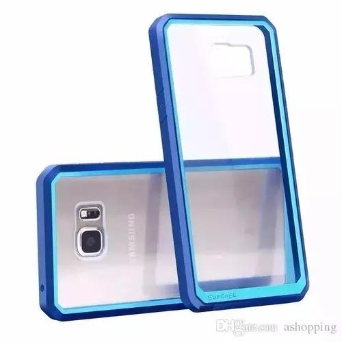 Forro Samsung S6 Edge Plus Supcase Pack De 1 Unidad