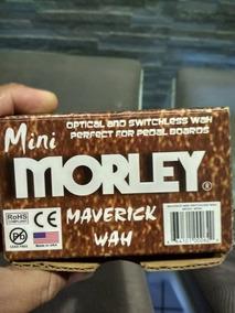 Morley Maverick Wah