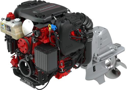 Motor Volvo Penta 4.3 V6 240hp + Rabeta Dps P/ Barco Lancha