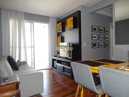 Apartamento Com 2 Quartos, Suíte! Venda!!! 60 M² !!!! - Pj48102