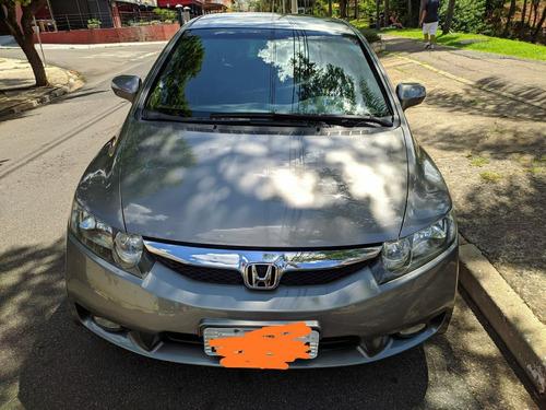 Imagem 1 de 6 de Honda Civic 2011 1.8 Lxl Couro Flex Aut. 4p