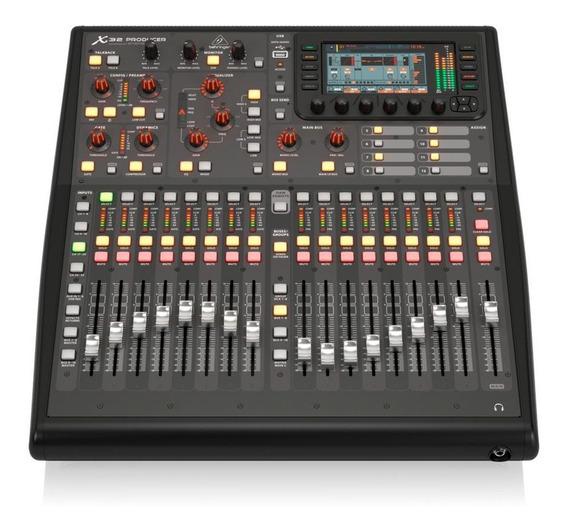 Mixer Digital Behringer X32 Producer 2 Anos Garantia Origina