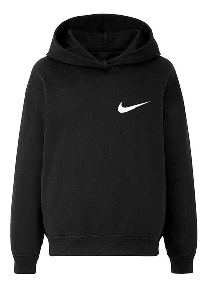 Moletom Nike Logo Mini Simply Basic New Blusa De Frio