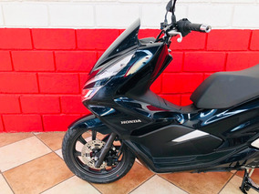 Honda Pcx 150 - 2019 - Azul - Financiamos - 0 Km