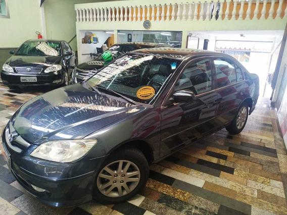 Honda Civic Lxl 1.7 Aut