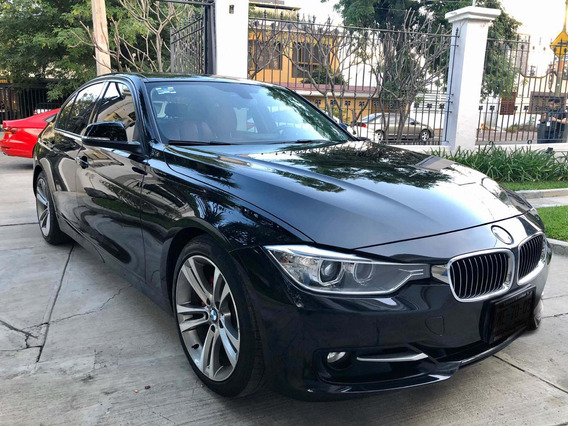Bmw Serie 3 2.0 328ia M Sport At 2015