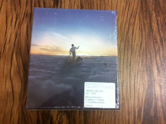 Pink Floyd The Endless River [ Box Versao Deluxe Cd+dvd ]