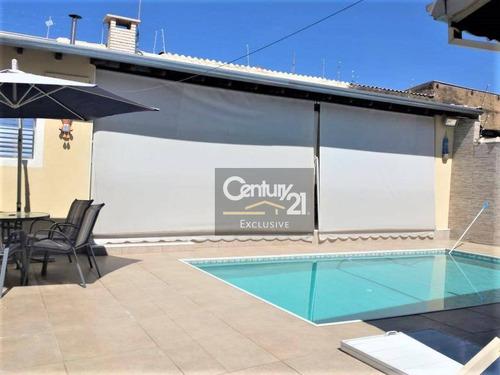 Casa À Venda, 206 M² Por R$ 580.000,00 - Vila Progresso - Salto/sp - Ca0732