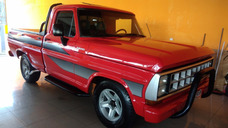 Ford F1000 Ss Mwm Cabine Simples 1989 Diesel Jer Pickups