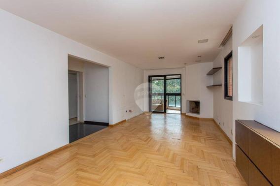 Ótima Apartamento No Panamby! - Ap3824