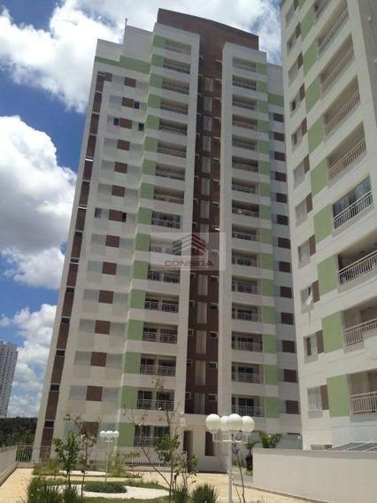 Apartamento Decorado No Raízes Campolim - Ap1088