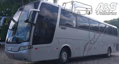 Imagem 1 de 4 de Busscar Vissta Hi Ano 2005 M.benz O500-r 50 Lug Ais Ref 995