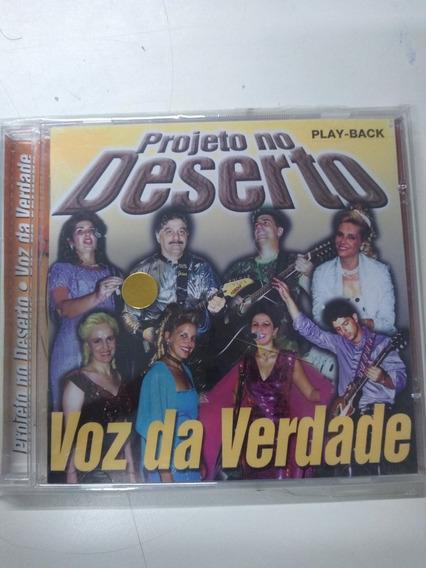 Dc Play Back Voz Da Verdade Projeto No Deserto.