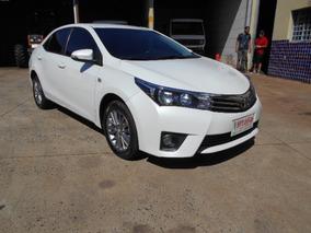 Toyota Corolla 2.0 16v Xei Flex Multi-drive S 4p Itália