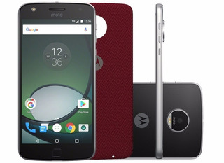 Motorola Moto Z Play Xt1635 C/ Soundboost Jbl 32gb 16mp 4g