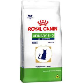 Ração Royal Canin Veterinary Urinary - Gatos Adultos - 500g