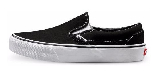 Tênis Vans Classic Slip On Preto Original