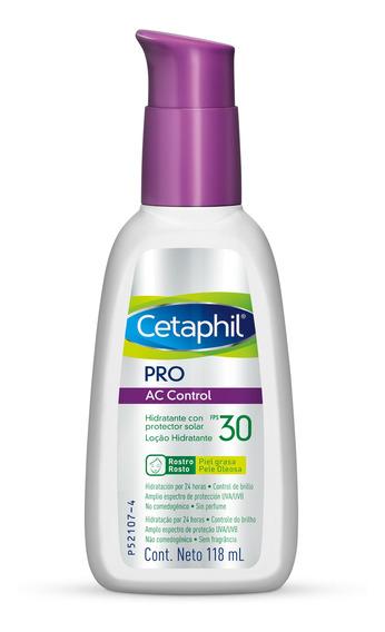 Cetaphil Pro Ac Control Hidratante Facial Spf 30 - 118ml
