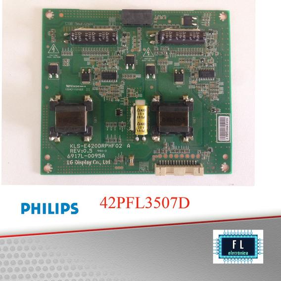 Placa Inverter Tv Philips 42pfl3507d
